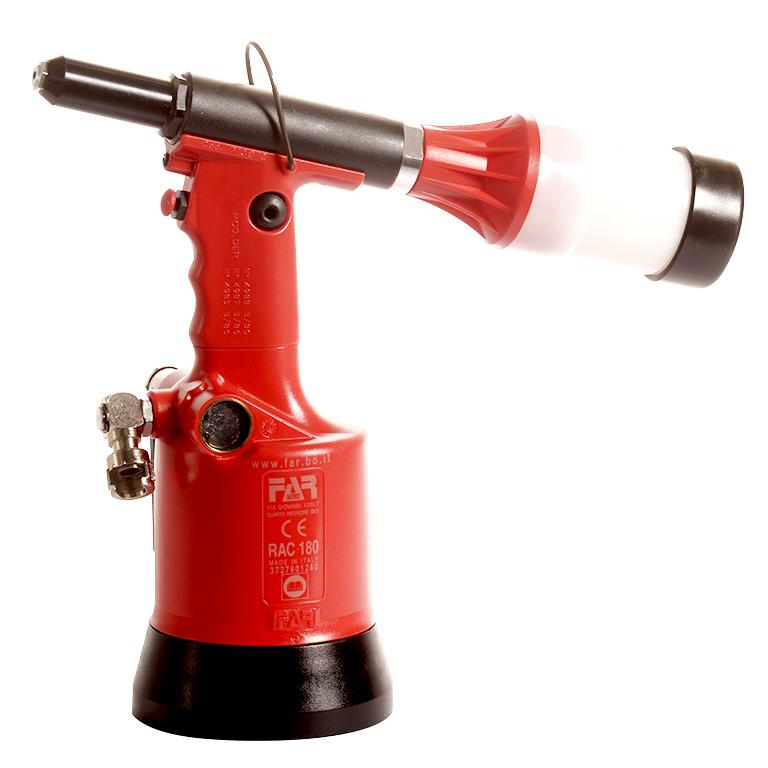 Remachadora RAC 180